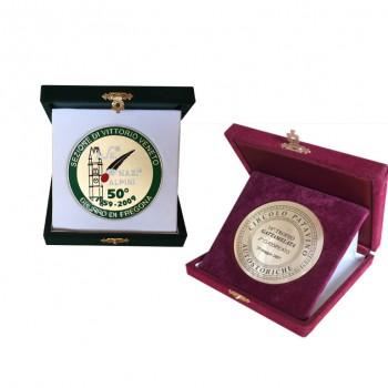 Personalizzazione su targhe e medagliette